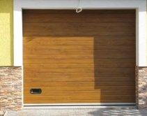 фото секционных гаражных ворот