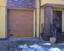небольшие гаражные ворота