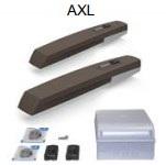комплект автоматики для распашных ворот axl1